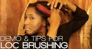 6 Benefits of Loc Brushing