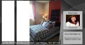 6780 BRISTLE FALLS Street, Las Vegas, NV 89149