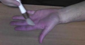 ASMR – Hand Brush Massage – Very Relaxing