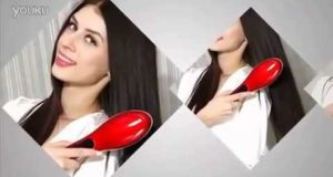 Beauty Star Electric Hair Straightening Brush
