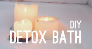 Detox Bath: weight loss & smooth skin