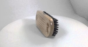Detroit Grooming Co. Firm Military Boar Bristle Brush