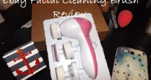 EBay Face Cleansing Brush Review
