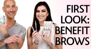 First Look: Benefit Brows | Sephora
