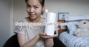 Natsha Denona Brush set