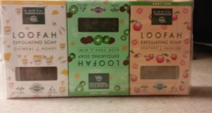 Review on LOOFAH ALL NATURAL BAR SOAP!!