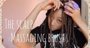 The Scalp Massaging Brush | Beauty Review