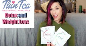 Thin Tea, All Natural Weight Loss Detox Tea Review